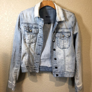 Kut from the Kloth Jean Jacket Size Small